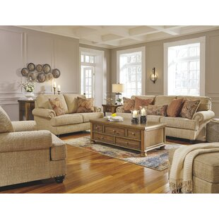 Penwortham 3 Pieces Coffee Table Set