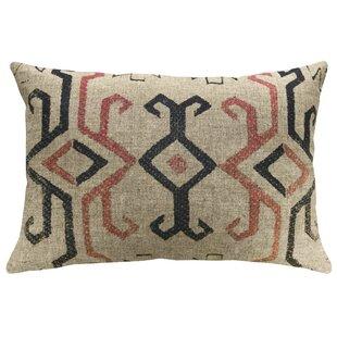 Lund Southwestern Linen Throw Pillow