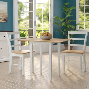 Colyer 3 Piece Dining Set by Winston Porter