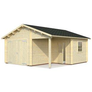 Lockwood 5.3m X 5.7m Garage By Sol 72 Outdoor