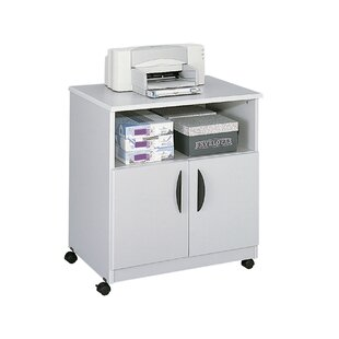 Printer Stand With Doors By Symple Stuff