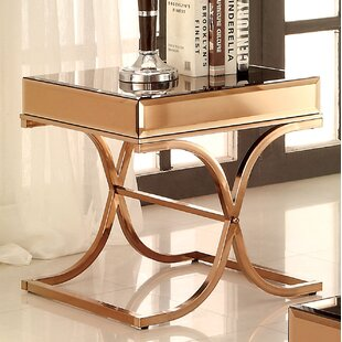 Edwige End Table by Willa ..