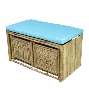ZEW Inc Storage Bench