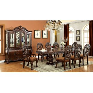 Belott 9 Piece Drop Leaf Dining Set Astoria Grand