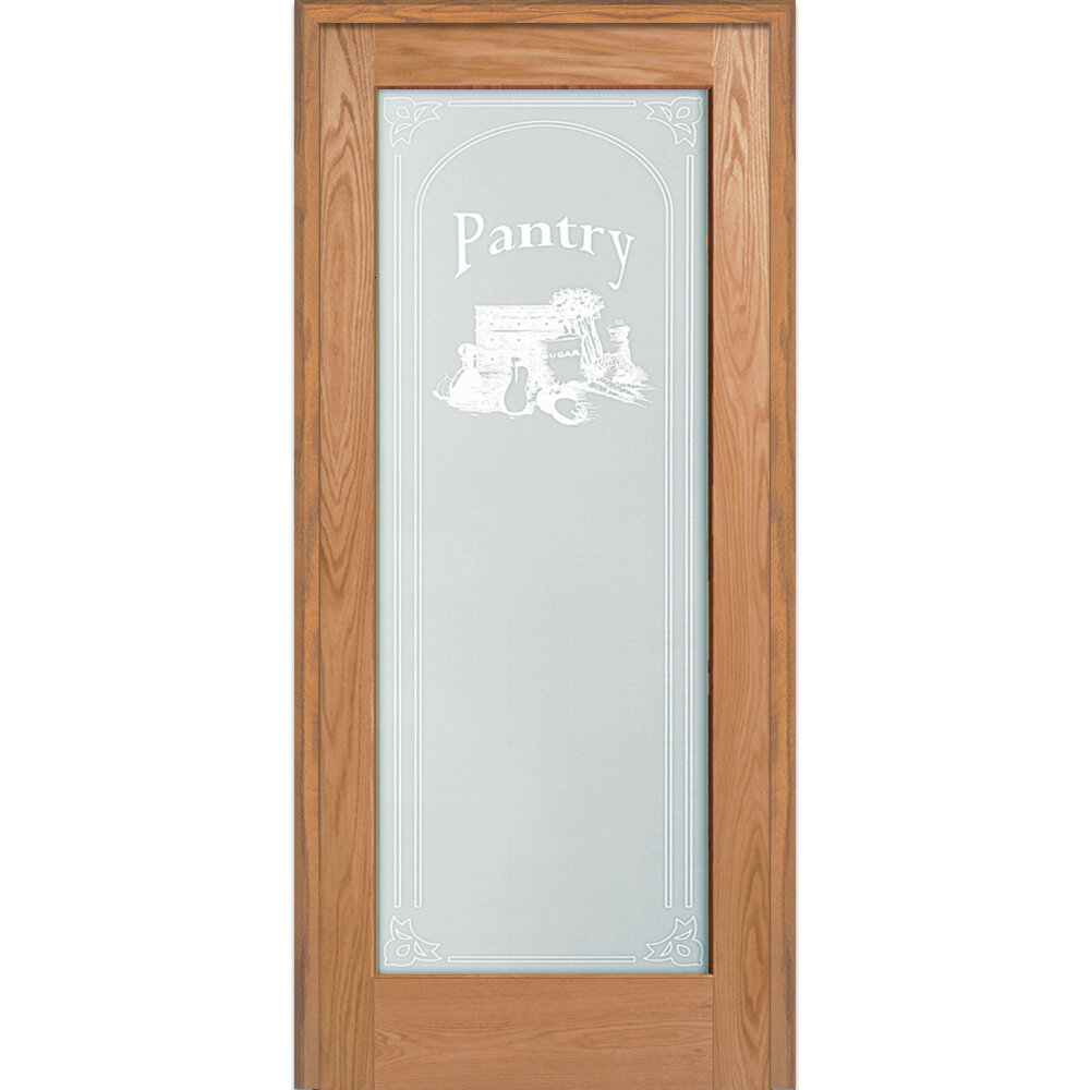 Ordinaire Pantry Glass French Doors