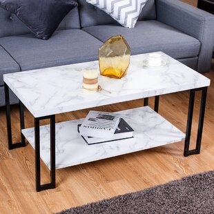 Eulalia Accent Coffee Table by Wrought St..