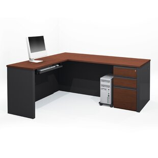 Kenworthy Reversible Executive Desk by Ebern Designs