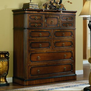 Regency 14 Drawer Chest by Eastern Legends