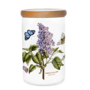 Botanic Garden Lilac 0.75 qt. Kitchen Canister