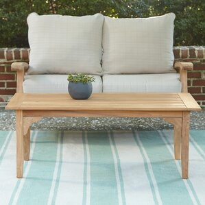 Summerton Teak Coffee Table
