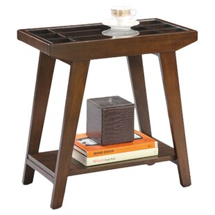 Center End Table by Wildon Home�