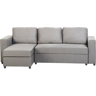 Amal Corner Sofa Bed By Home Loft Concept