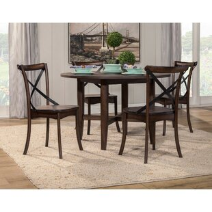 Arsen Solid Wood Dining Table