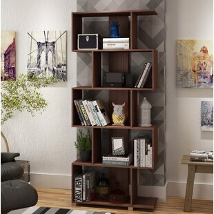 Angelica Geometric Bookcase by Turn on the Brights Amazing