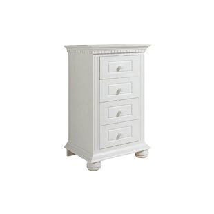 Joachim 4 Drawer Chest By August Grove
