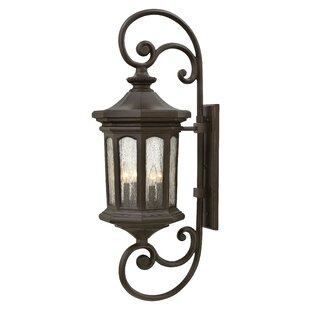 Top Reviews Raley 4-Light Outdoor Wall Lantern By Hinkley Lighting
