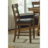 Billings Solid Wood 24 Counter Stool (Set of 2) by Loon Peak®