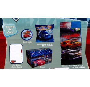 Disney Cars Magical Room Makeover Trunk