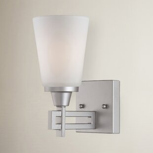 Logan 1-Light Bath Sconce by C..