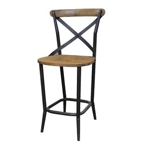 Sidney 60cm Bar Stool By Williston Forge