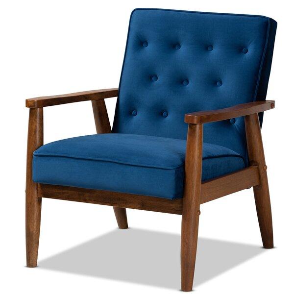 Enjoyable Velvet Mid Century Chair Wayfair Inzonedesignstudio Interior Chair Design Inzonedesignstudiocom