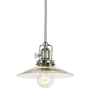 Gracie Oaks Edgar Contemporary 1-Light Co..