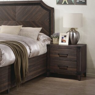 Compare Benitez Nightstand by Gracie Oaks