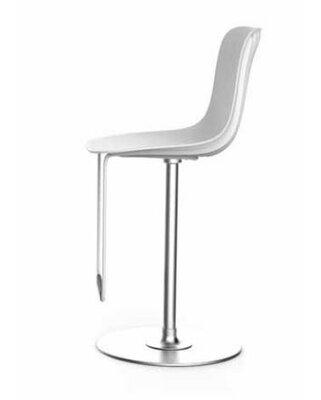Peachy Dragonfly Adjustable Height Swivel Bar Stool Segis Usa Shell Theyellowbook Wood Chair Design Ideas Theyellowbookinfo