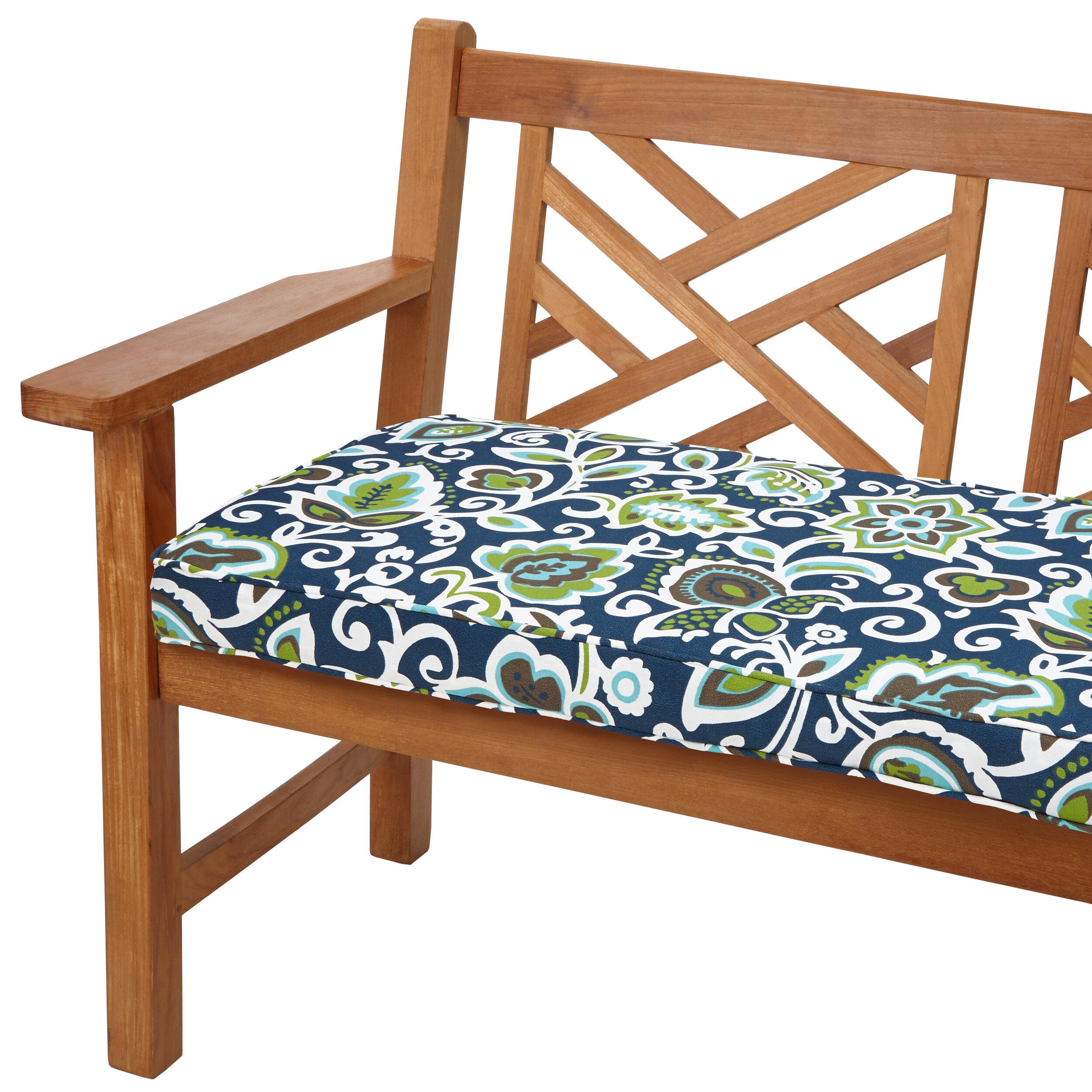 Red Barrel Studio Dyer Avenue Indoor Outdoor Bench Cushion Reviews Wayfair