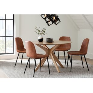Brook 5 piece Dining Set by Langley Street