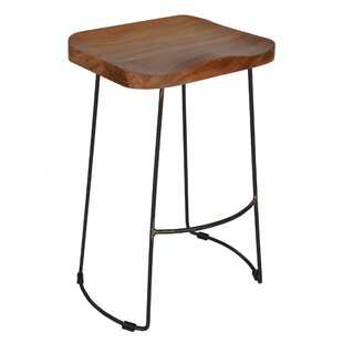 Wheatley 24.5 Bar Stool Union Rustic