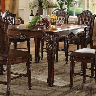 Welles Counter Height Dining Table Astoria Grand