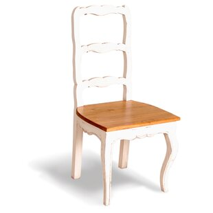 Roseanne French Solid Wood Dining Chair By Brambly Cottage
