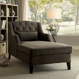 Suellen Chaise Lounge by Darby Home Co Today Sale Only
