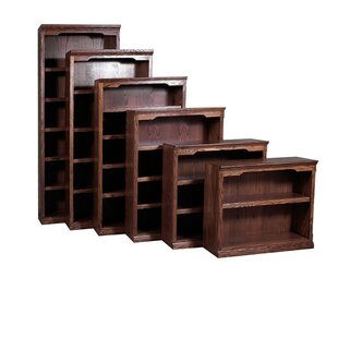 Kimble Standard Bookcase by Loon Peak Wonderful