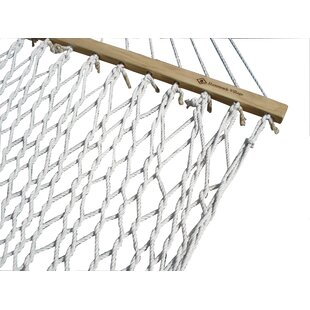 Alexis Cotton Rope Two Person Tree Hammock by Freeport Park