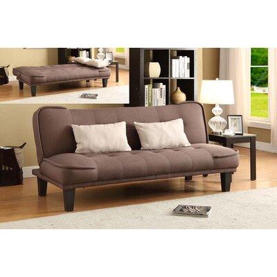 Outstanding Kilk Klak Convertible Sofa Wildon Homea Upholstery Dark Bralicious Painted Fabric Chair Ideas Braliciousco