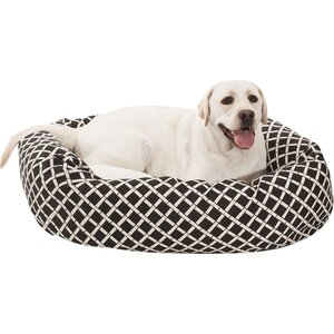 Bamboo Sherpa Bagel Pet Bed