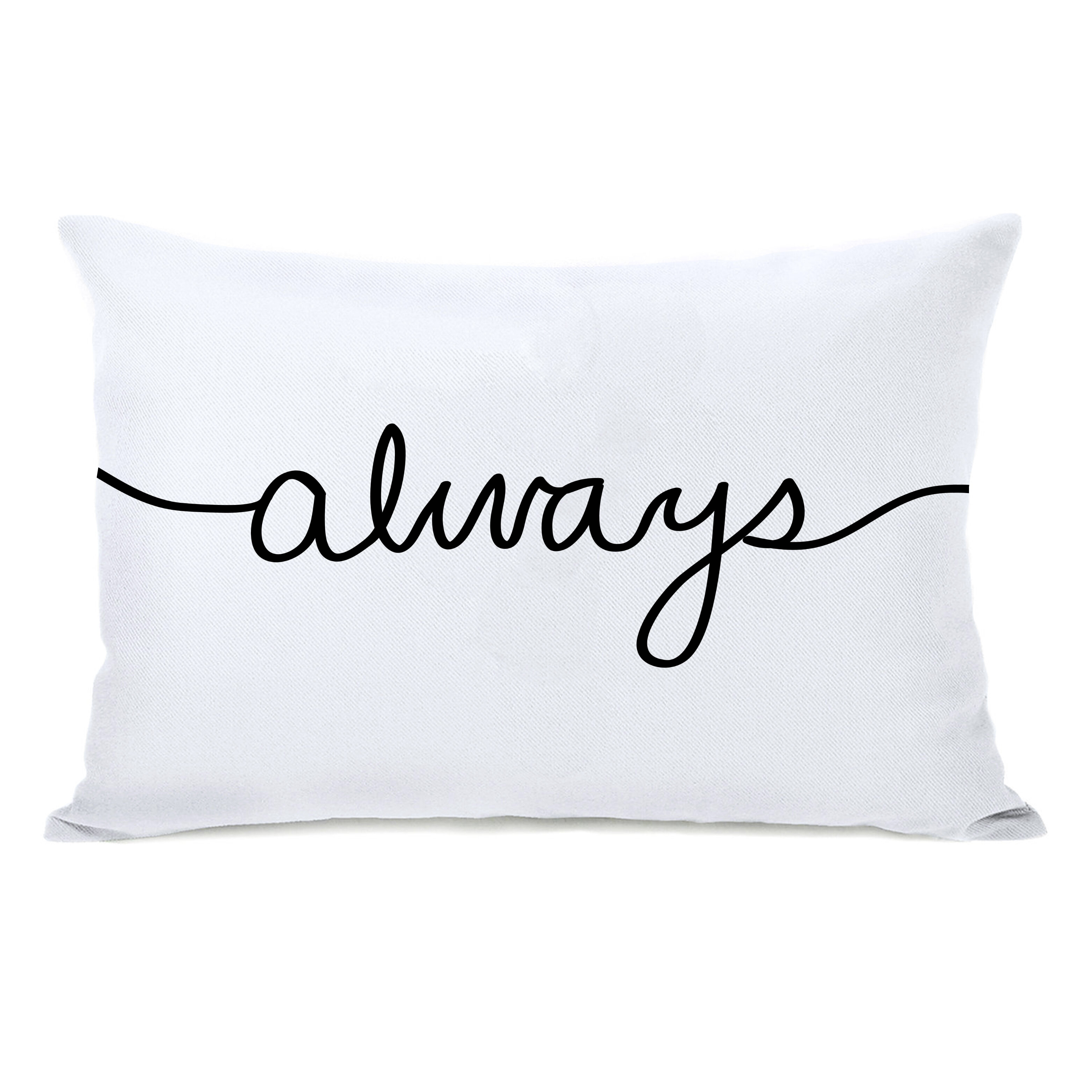 One Bella Casa Always Mix And Match Lumbar Pillow Reviews Wayfair