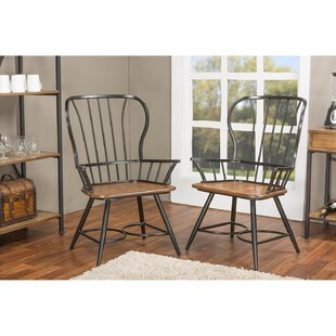 Longford Arm Chair (Set Of 2) by Wholesale Interiors Cool