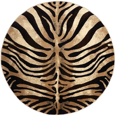 Animal Print Round Area Rugs You Ll Love In 2020 Wayfair