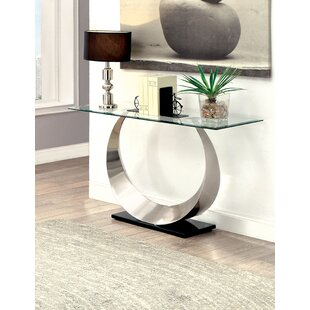 Orren Ellis Bessler Console Table