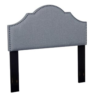 Best Price Neelyville Upholstered Panel Headboard by House of Hampton