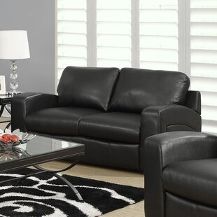 Read Reviews Loveseat by Monarch Specialties Inc. Reviews (2019) & Buyer's Guide