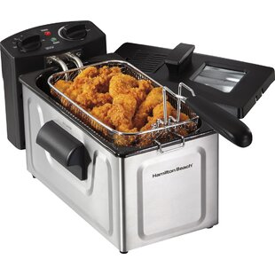 2.0 Liter Deep Fryer
