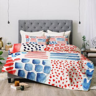 East Urban Home Kerrie Satava 3 Piece Comforter Set