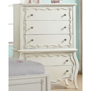 Bargain Eddins 5 Drawer Chest by Harriet Bee Reviews (2019) & Buyer's Guide