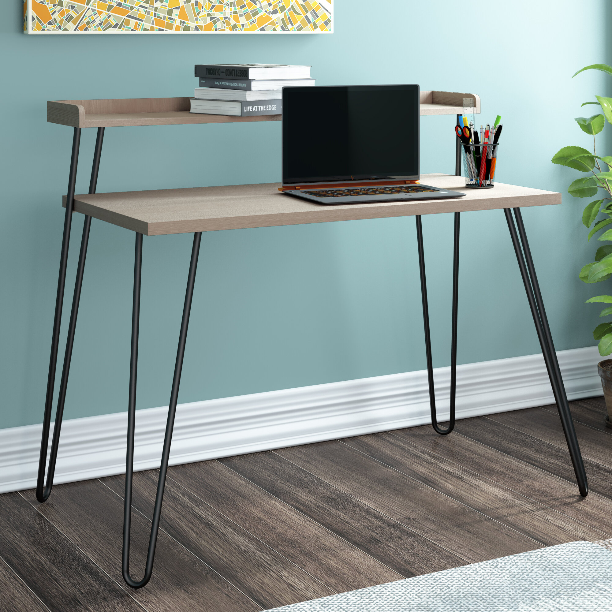 Mid Century Modern Desks You Ll Love In 2020 Wayfair