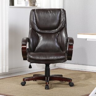 Comparison Abigale Executive Chair by Winston Porter Reviews (2019) & Buyer's Guide