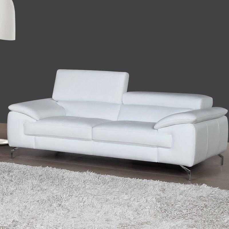 Twining Leather Sofa